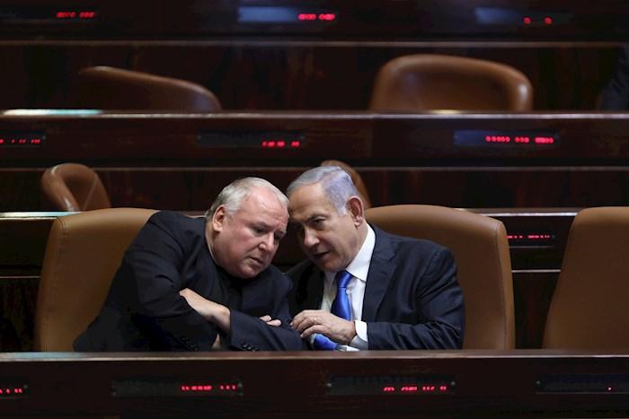 """El nuevo """"Gobierno del cambio"""" sin Netanyahu al frente es ratificado en el Parlamento israelí"""