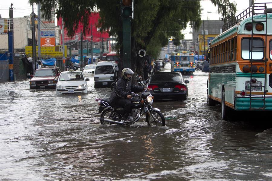 La temporada de lluvias deja cinco muertos y 266,000 afectados en Guatemala