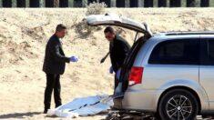 Muere inmigrante mexicano al caer del muro fronterizo en Texas