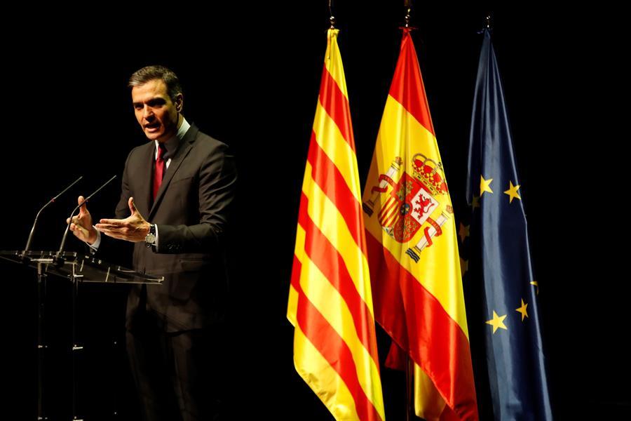 Sánchez anuncia indultos para secesionistas catalanes en busca de concordia