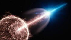 La observación de un estallido de rayos gamma cuestiona las teorías actuales