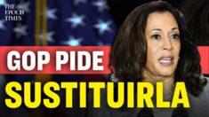 Al Descubierto: 56 republicanos instan a Biden a sustituir a Kamala Harris del manejo de la crisis fronteriza