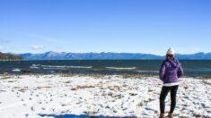 Circulo polar ártico: el nuevo lugar de trabajo de una guía de turismo desempleada por la pandemia