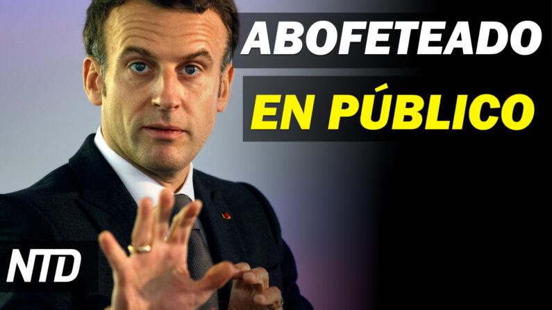 NTD Noticias: EE. UU. y Mx firman memorándum de entendimiento; Presidente francés es abofeteado en público (NTD Noticias/NTD en español)