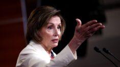 Pelosi: Tengo la opción como presidenta de la Cámara de crear panel para investigar el 1/6