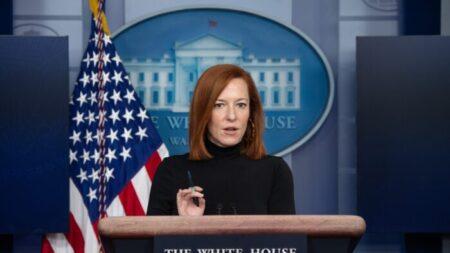 La Casa Blanca responde luego de que se publicaran miles de correos electrónicos de Fauci