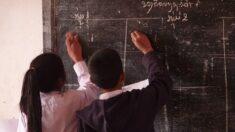 Por amor a sus estudiantes una maestra de Brasil convirtió su casa en una escuela improvisada