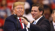 Gobernador DeSantis responde a especulaciones sobre si se unirá a Trump para la candidatura de 2024