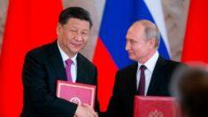 China intenta acercarse a Rusia mientras los líderes rusos y estadounidenses se encuentran