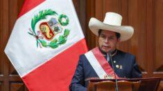 Partido que hizo a Castillo presidente de Perú le negará el voto de confianza a su gobierno