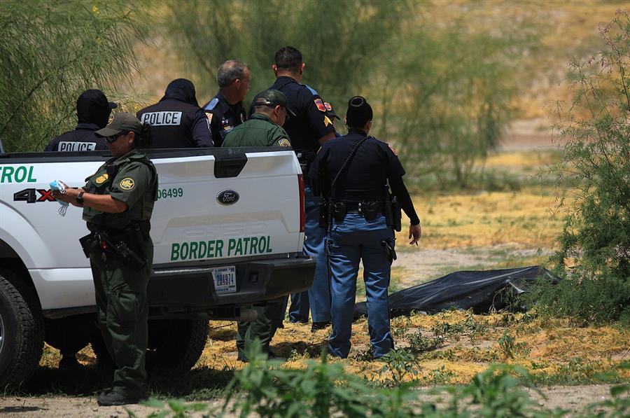 Hallan un migrante muerto al borde del río en la frontera entre México y EE.UU.