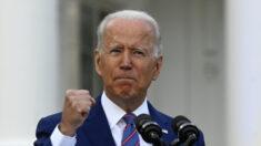 Biden sobre la grandeza de Estados Unidos: 'No buscamos enterrar los errores, los afrontamos'