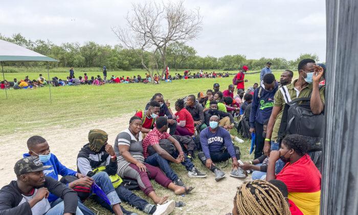 La CBP en Río Grande detiene al mayor grupo de inmigrantes ilegales de este año