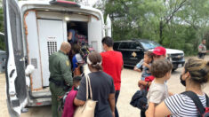 Agentes de Texas apresan a 3 grandes grupos de inmigrantes ilegales