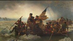 Contra todo pronóstico: El valor de Washington cruzando el Delaware