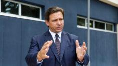 """DeSantis veta proyecto de ley de educación cívica, alegando """"civismo de acción"""" politizado"""