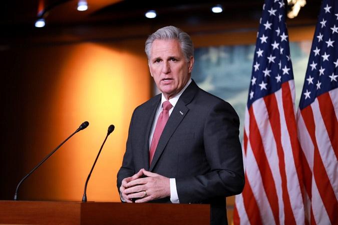 Republicanos critican mandato de mascarillas para lado de Cámara de Representantes del Capitolio
