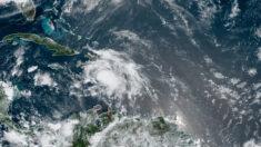 El huracán Elsa se dirige veloz hacia la isla Española