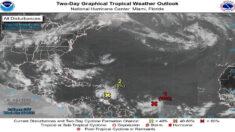 La tormenta tropical Elsa avanza hacia las Antillas Menores