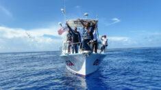 La salida de la flotilla hacia Cuba saldrá como pronto el miércoles