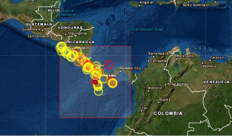 Un fuerte sismo, de magnitud 7 y con epicentro en aguas del Pacífico, sacudió con fuerza el territorio de Costa Rica este miércoles 21 de julio de 2021 y provocó la caída de objetos en las zonas más cercanas al epicentro, mientras que las autoridades han descartado alerta de tsunami. EMSC
