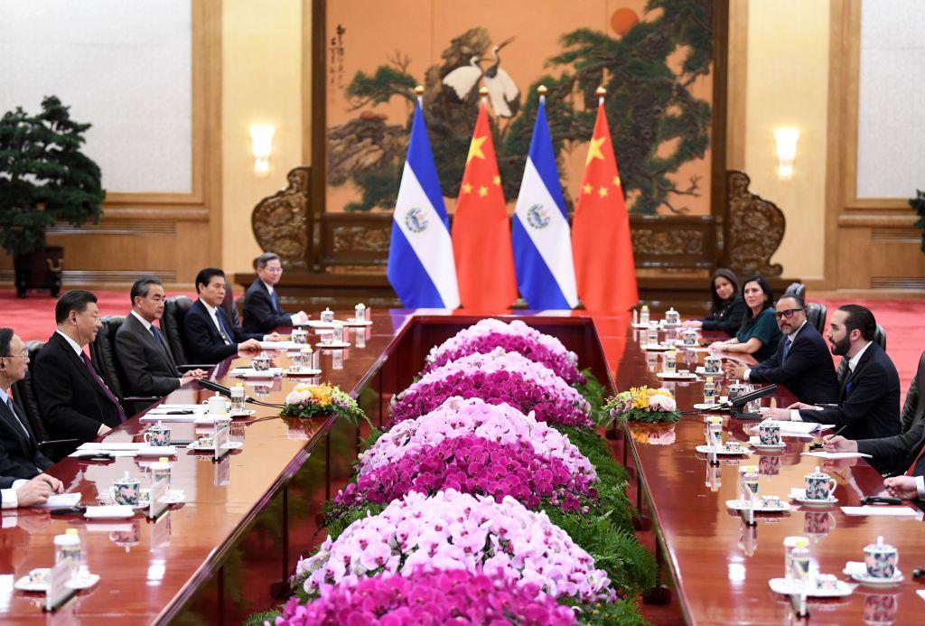 Honduras teme que expansión china en El Salvador impida su salida al Pacífico