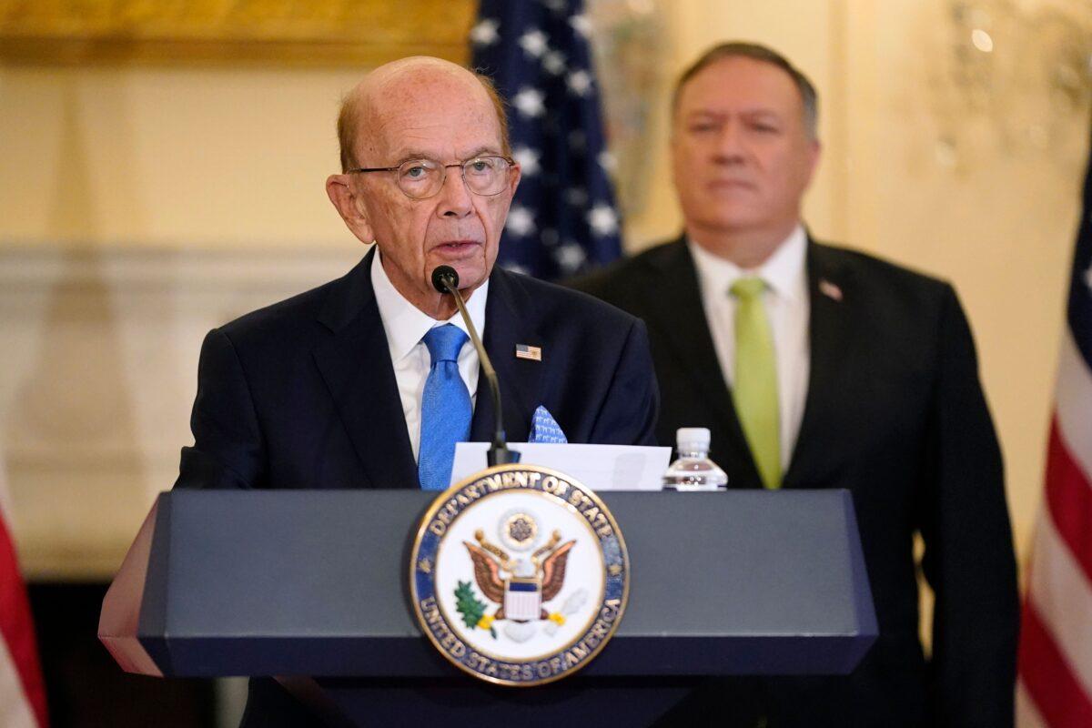 Beijing impone sanciones de represalia a exsecretario de Comercio de EE.UU. y a otras personas