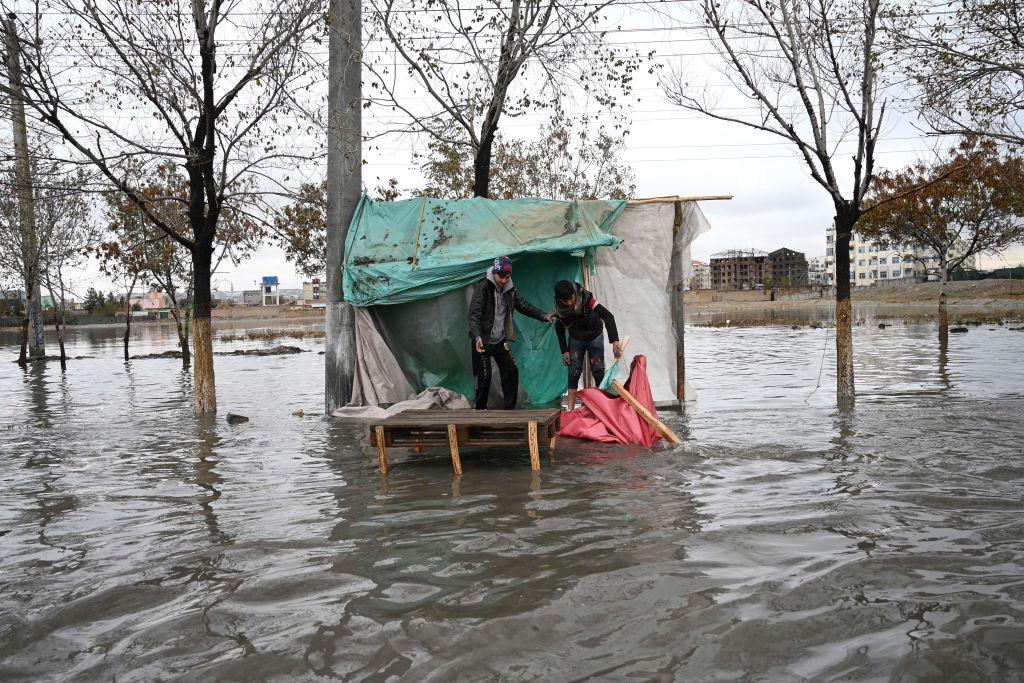 Al menos 40 muertos por súbitas inundaciones en el este de Afganistán