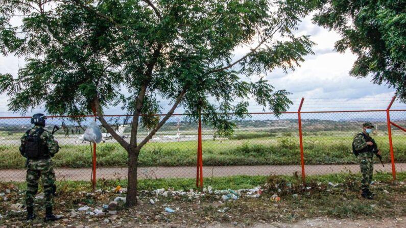Frontera entre Colombia y Venezuela concentra la mayor cantidad de narco cultivos del mundo, según ONU