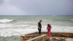 La tormenta Fred se acerca a República Dominicana