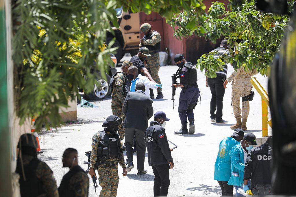 Detienen en Jamaica a colombiano implicado en asesinato del presidente haitiano