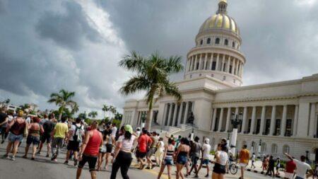 Amnistía Internacional critica el veto a las protestas opositoras en Cuba