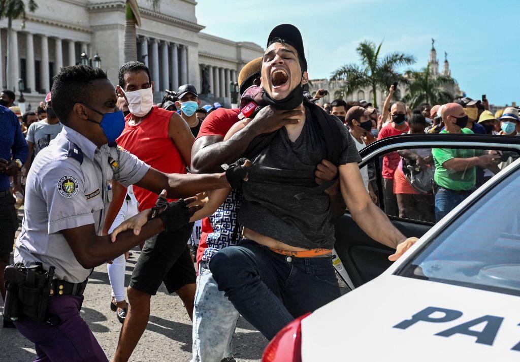 EE.UU. amenaza con sanciones si el régimen de Cuba procesa a promotores de la marcha cívica