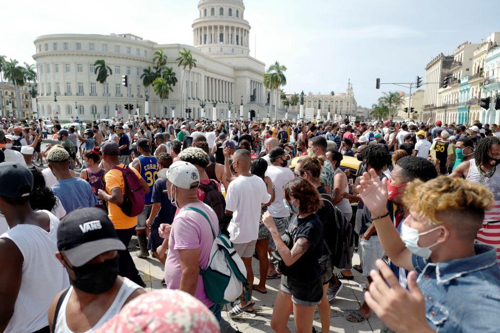 Cuba cifra en 62 los procesados en los juicios por las protestas de julio