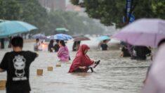 Al menos 20 muertos tras lluvias torrenciales inusuales e inundaciones en centro de China