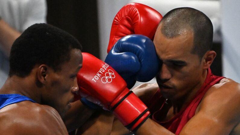 Boxeador venezolano resalta en Tokio 2020 como primer hispano en integrar Equipo de Refugiados