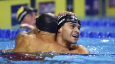 El nadador olímpico de EE.UU., Michael Andrew, dice que no se vacunará