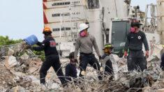 Miami abandona la búsqueda de sobrevivientes y pasa del rescate a la recuperación