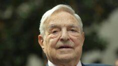 """Soros dona USD 1 millón a grupo que intenta """"desfinanciar la policía"""" en medio de aumento de delincuencia"""
