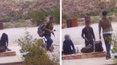 Greg Abbott a residentes fronterizos: Informen los daños de extranjeros ilegales a sus bienes