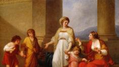 La mano que mece la cuna: Las mujeres romanas y su legado en la actualidad