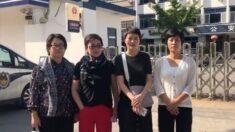 """""""Hablar por el pueblo"""": 14 activistas chinos frustrados intentan presentarse a elecciones de distrito"""