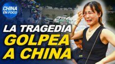 China en Foco: La tragedia golpea a China: videos gráficos. Se cae otra represa