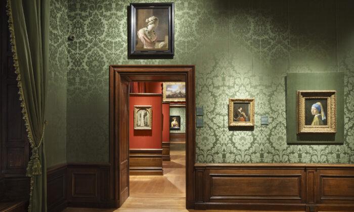Arte desde casa: una visita virtual a la Mauritshuis, en La Haya