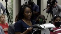 Madre de Florida hace frente a sindicato educativo que apunta a los que se oponen a la CRT