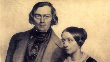 La perseverancia en el amor gana la batalla: la famosa contienda entre Schumann y Wieck