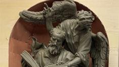 Desde Florencia, el arte sacro del escultor estadounidense Cody Swanson