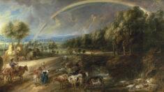 Juntos de nuevo: Los queridos paisajes de Rubens
