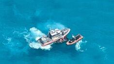 Guardia Costera de EE. UU. envía a 27 cubanos encontrados en el mar de vuelta a la isla comunista