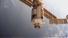 Estación Espacial Internacional desvía su curso por un fallo de encendido de módulo ruso